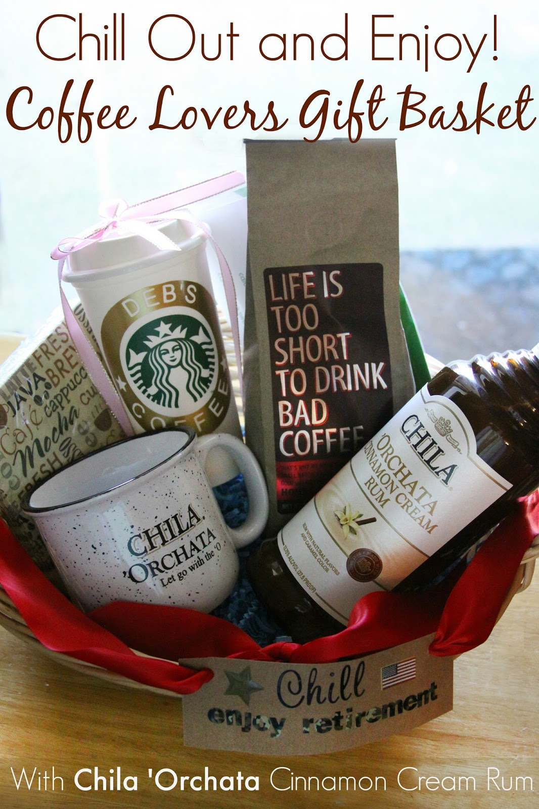 For the Love of Food: Chill Out and Enjoy! Coffee Lovers ...