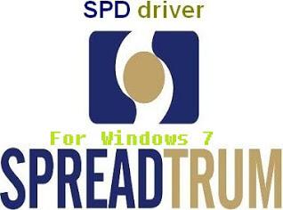 SPD USB Driver Windows 7 32Bit