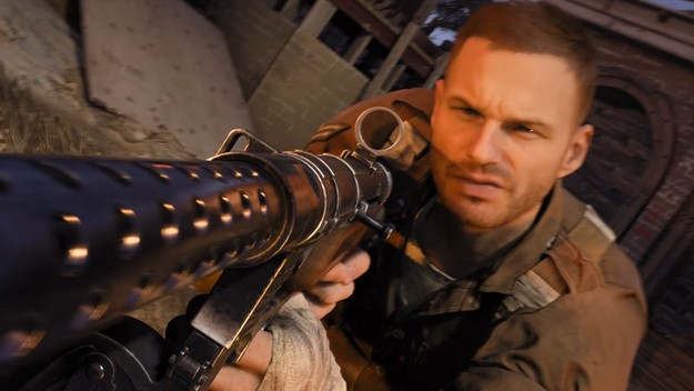 The first Call of Duty: Vanguard test will take place next weekend