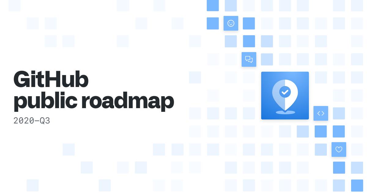 GitHub announces public roadmap for developer community