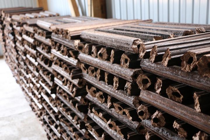 Manufacturing of fuel briquettes