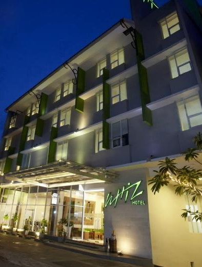 Hotel Whiz Jogja Dekat Malioboro Tampil Minimalis Modern