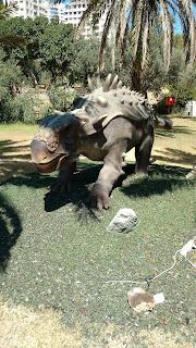 תערוכת הדינוזאורים