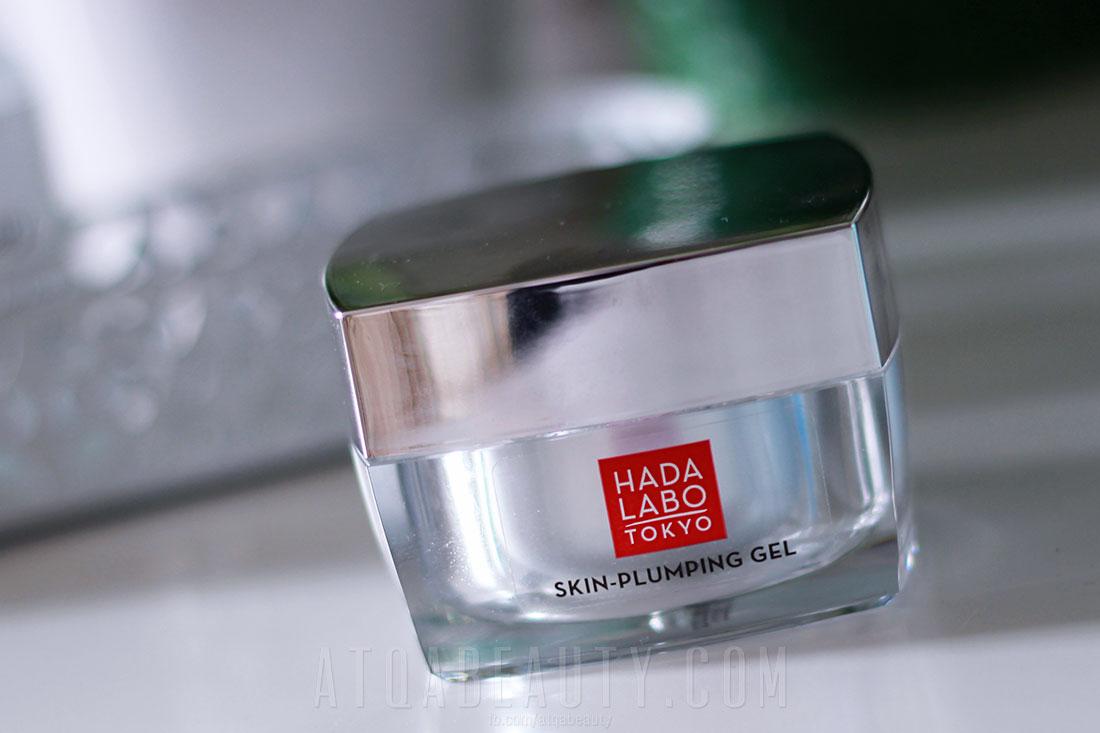 Hada Labo Tokyo, Intense Hydrating Skin-Plumping Gel Day & Night (Hydro-żel wypełniający skórę na dzień i na noc)
