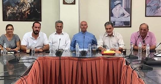 Ορίσθηκαν οι αντιδήμαρχοι στο Δήμο Ερμιονίδας - Νέος Πρόεδρος του Δ.Σ. ο Χρήστος Μπαλαμπάνης