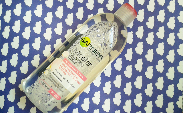 Garnier Micellar Water , Review ,