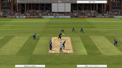 Cricket captain 2016 game play picture