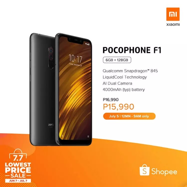 Score Hottest Deals from Xiaomi with Shopee's 7.7 Lowest Price Sale