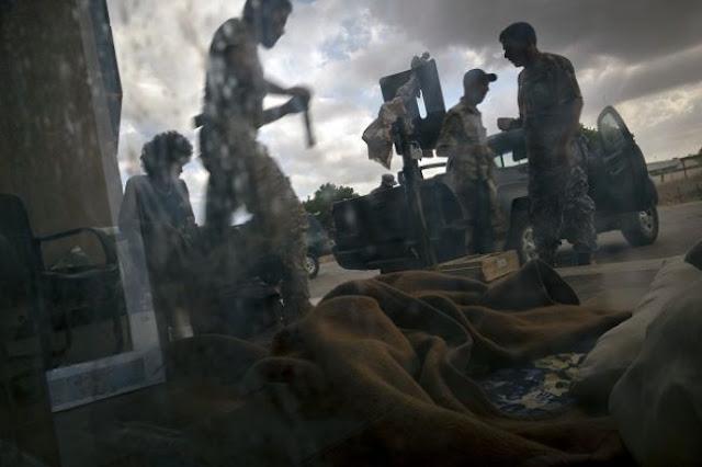 Κυβέρνηση Λιβύης: Οι Ρώσοι «αιχμή του δόρατος» στη μάχη της Τρίπολης