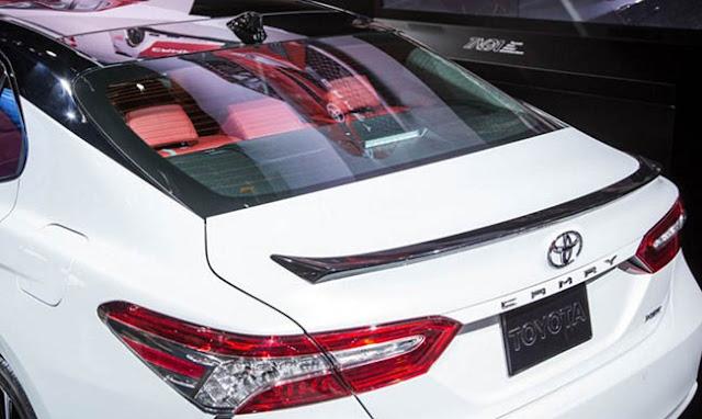 2018 Toyota Camry Latest News Live Stream