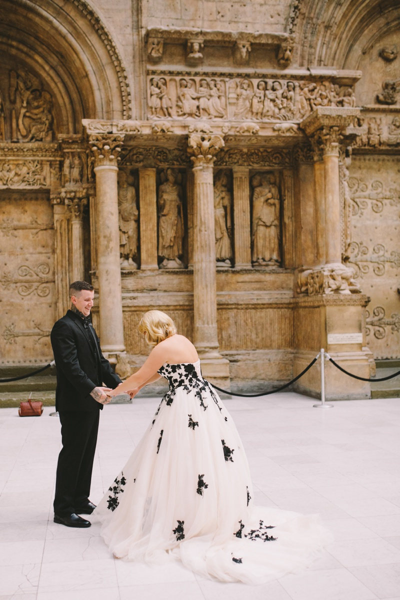 Carnegie Museum Wedding From Andrea The Bride What Was Inspiration For Your