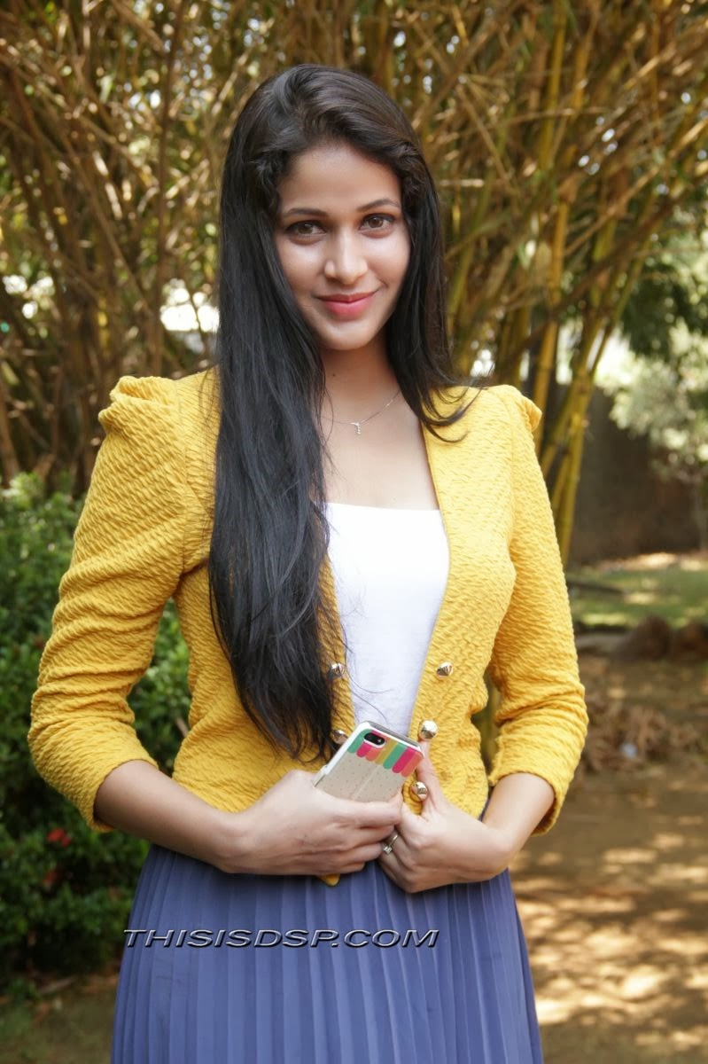 Lavanya at Bramman Press meet