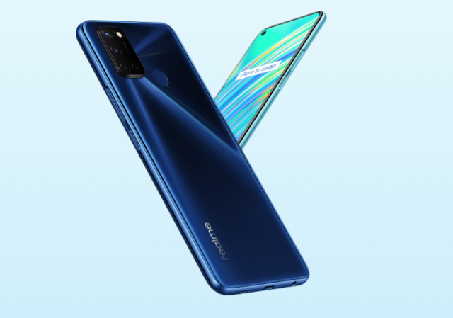 Realme c17 full features and specification
