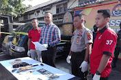 Polres Lotim Lumpuhkan Residivis Pencuri Mobil