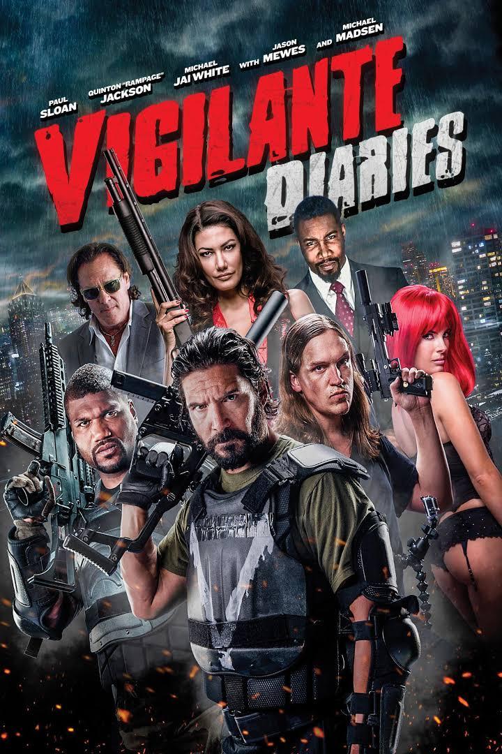 Nonton Film Vigilante Diaries (2016)