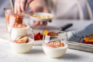وصفات بانا كوتا,بانا كوتا,وصفات حلوى,وصفات حلويات سهلة وبسيطة,وصفات حلوى سهلة,