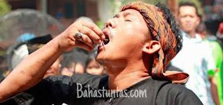 Debus Banten adalah salah satu kesenian Tradisional yang paling populer, yang dimana kesenian ini memperlihatkan kekebalan tubuh terhadap benda tajam, seperti menggorok leher dengan Golok tajam, memakan bara api yang panas dan memakan serpihan kaca.