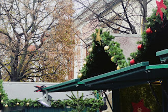 Embracing The Christmas Spirit With A Visit to The Christkindlmarkt in Eisenstadt