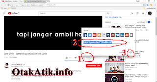 Cara Download Video YouTube Tanpa Aplikasi secara Gratis step 1