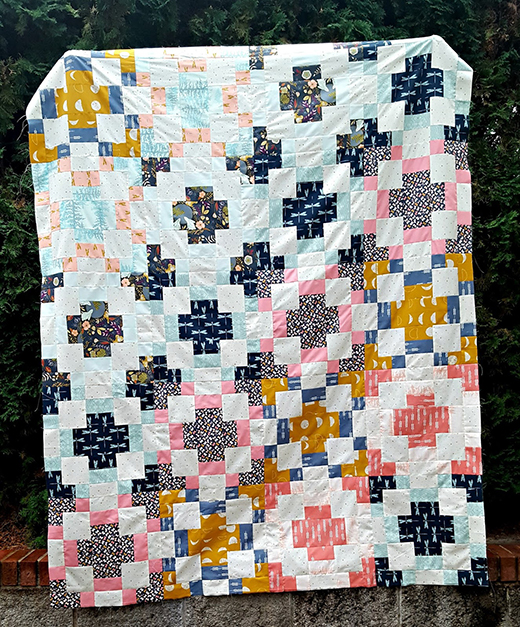 Timber Quilt Free Pattern