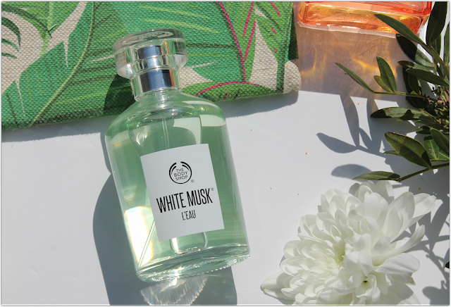 White Musk L'eau The Body Shop