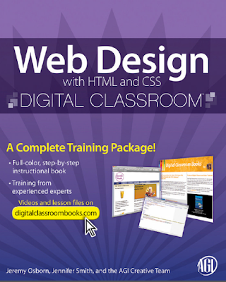 Web Design with HTML and CSS book pdf