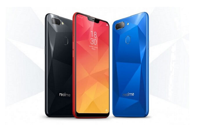 Realme 2 Now Official; Better than the OPPO A3s?
