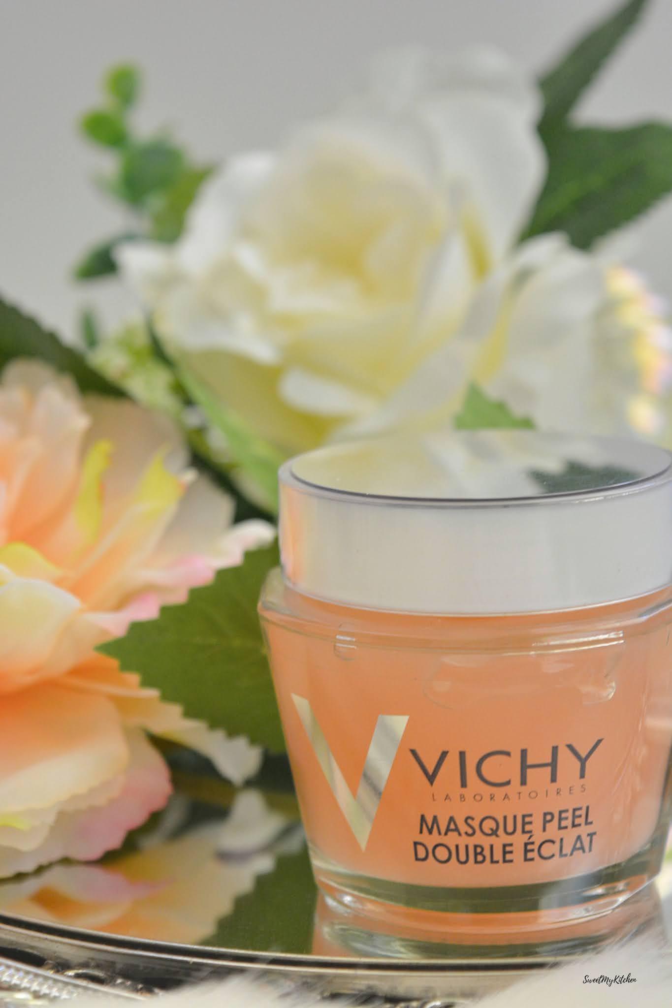Vichy Masque Peel Double Éclat