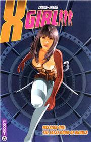 X Girl Manga