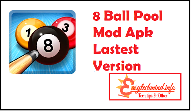 8 ball pool 3.8.6 unlimited money apk