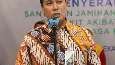 Jokowi : Seluruh Pekerja Penerima Upah Harus Didaftarkan Sebagai Peserta BPJSTK