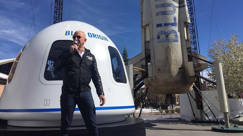 Blue Origin – американская частная аэрокосмическая компания
