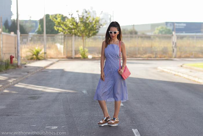Blogger de moda instagramer con ideas looks comodos y reales