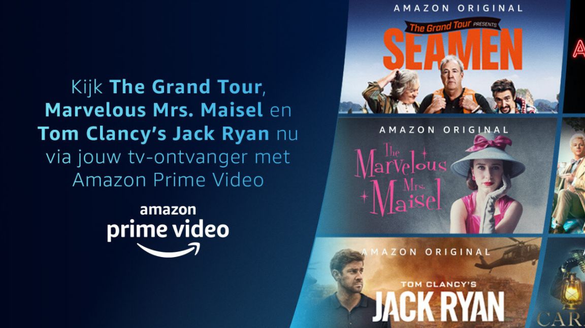 Amazon Prime Latest Movie