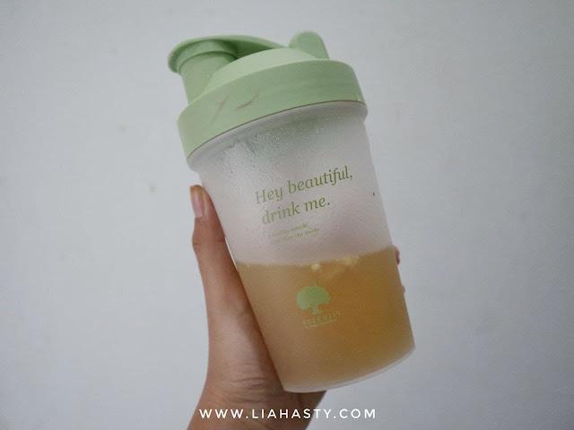 Minuman lansingkan badan & tingkatkan metaboslime SUSENJI MOFA+