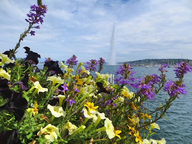 Geneva, Switzerland, Interrail