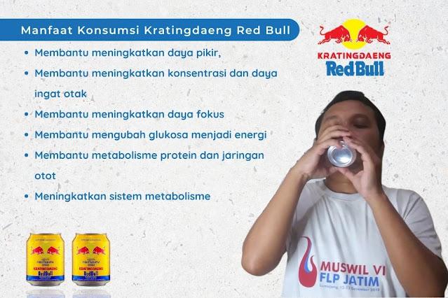 manfaat konsumsi kratingdaeng red bull