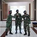 Danlanud Sulaiman Kolonel Pnb M Nurdin Pimpin Sertijab Kepala Dinas Operasi Lanud Sulaiman