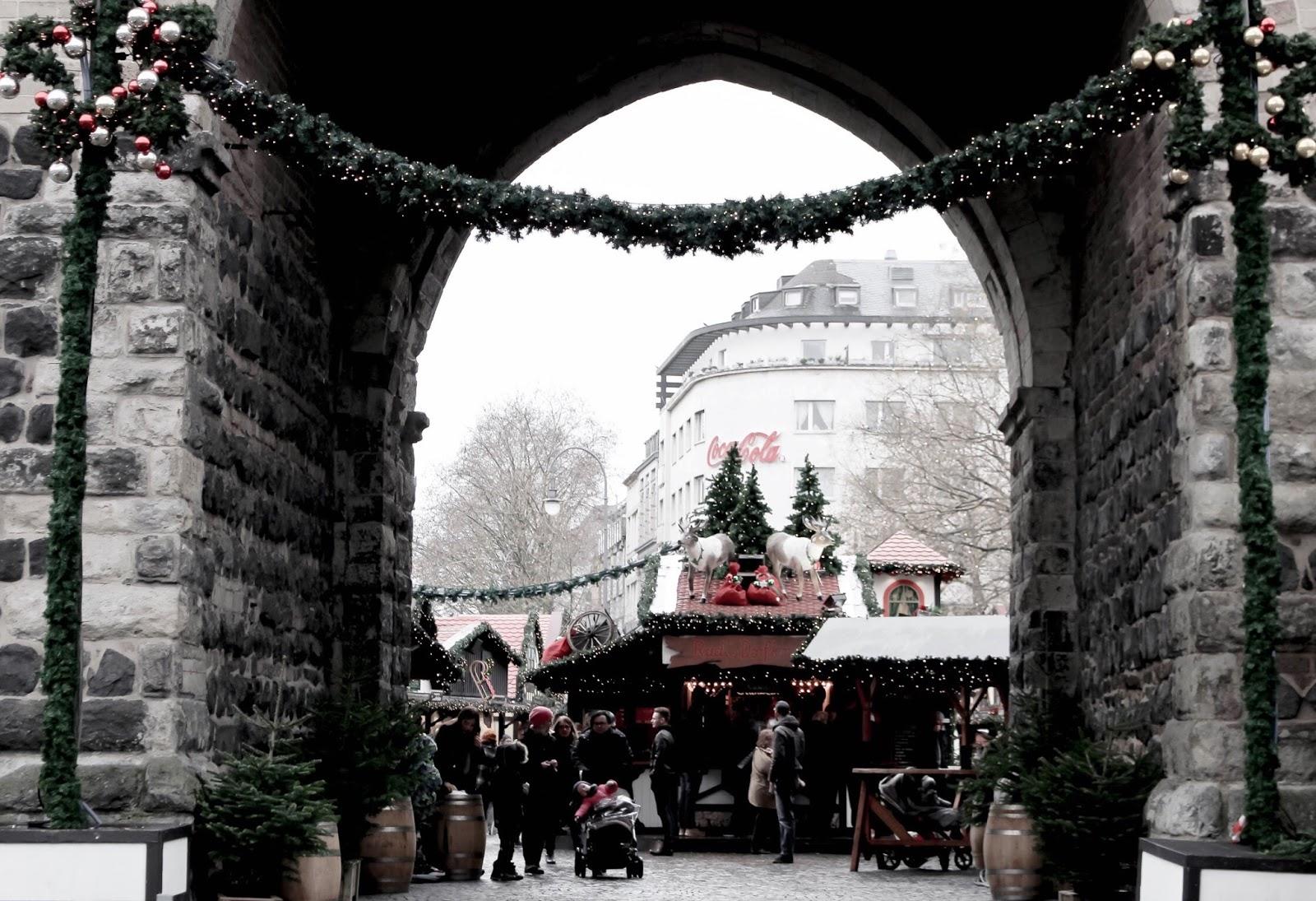 German Christmas Market Nikolausdorf 2017