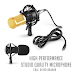 BM 800 Microphone review. ইউটিউব স্টুডিওর জন্য উচ্চ পারফরম্যান্স কনডেন্সার মাইক্রোফোন ।