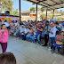 Cumple Adela Román a habitantes de la zona rural con entrega de obras prioritarias