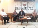Media Center Ditutup Sementara, Diduga Seorang Tenaga Ahli KPU Terjangkit Corona