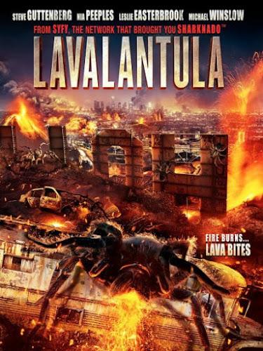 Lavalantula ฝูงแมงมุมลาวากลืนเมือง