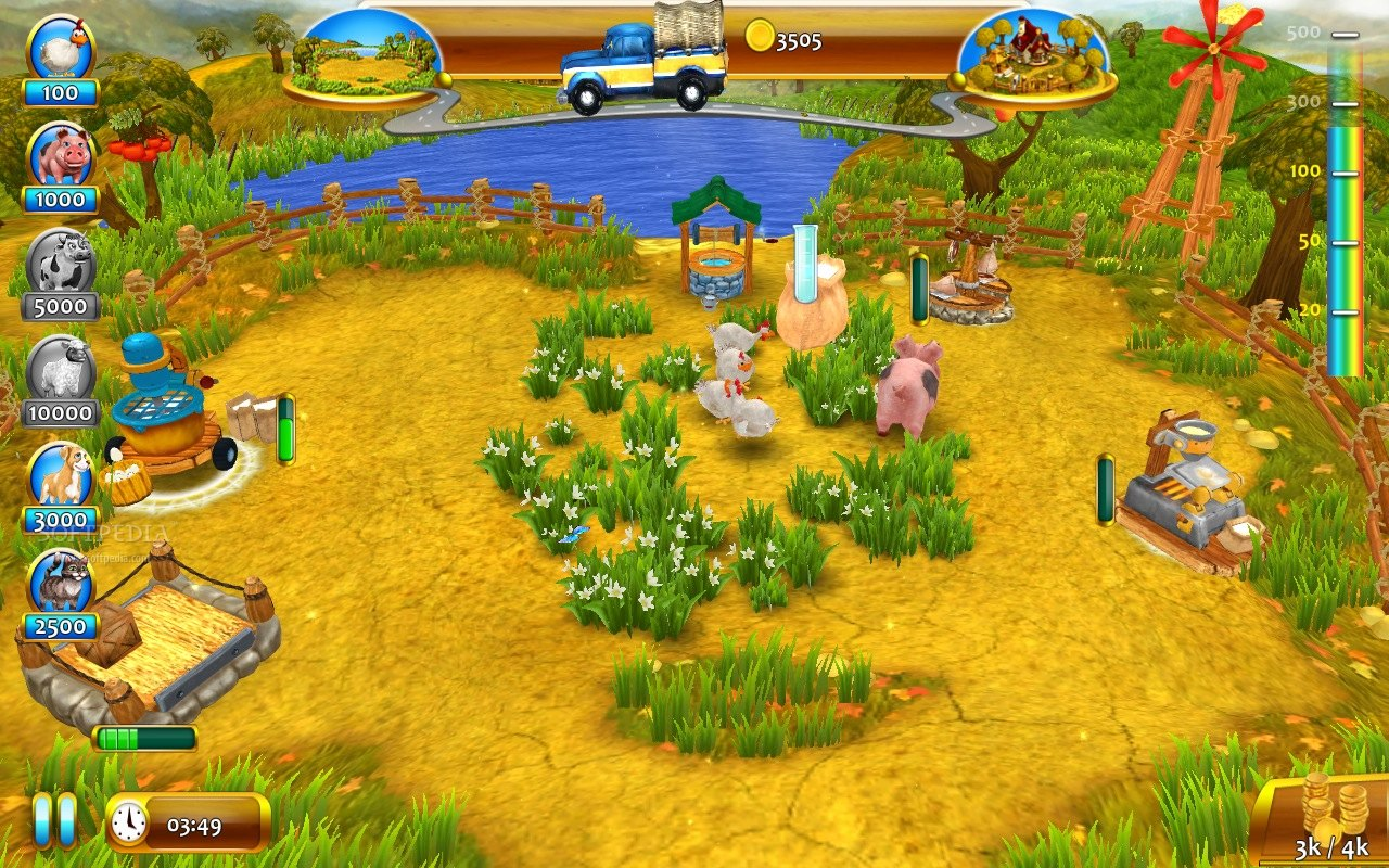 Farm Frenzy 2 - Download Free Games for PC