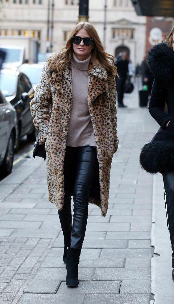 Millie Mackintosh street style
