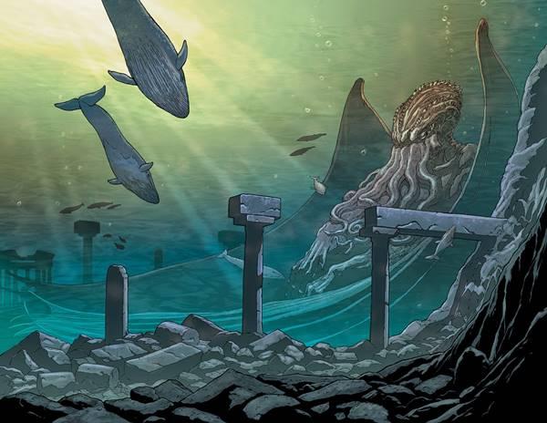 Neonomicon es un cómic de terror de Alan Moore