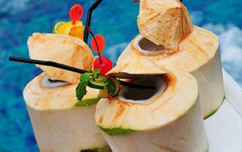 Những lợi ích tốt cho sức khỏe của dừa tươi
