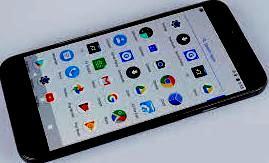 Pixel Display Google