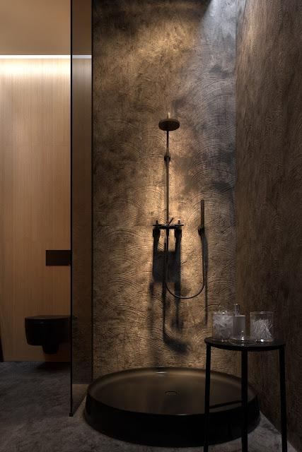 Bathroom Pipe Design