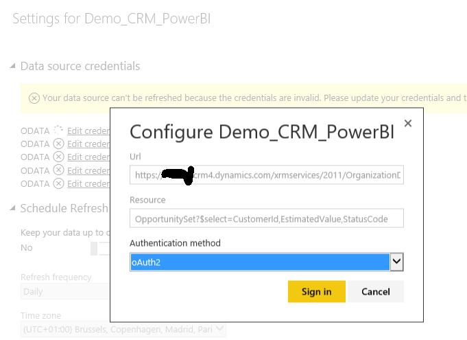 JOPX on CRM, Cloud and Analytics: Using Microsoft Power BI Desktop